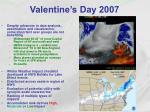 valentine s day 2007