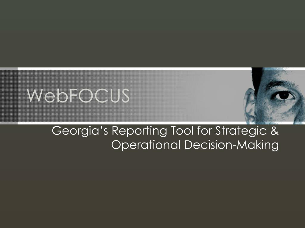 webfocus l.