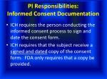 pi responsibilities informed consent documentation15
