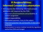 pi responsibilities informed consent documentation16