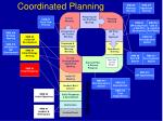 coordinated planning