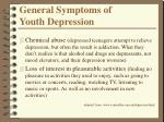 general symptoms of youth depression3