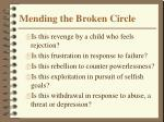 mending the broken circle14
