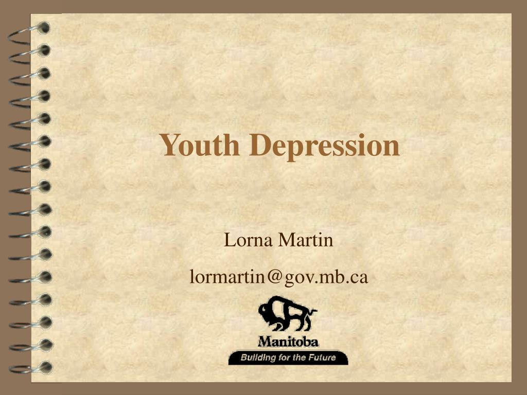 youth depression l.