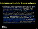 data models and knowledge organization systems