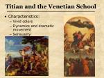 titian and the venetian school