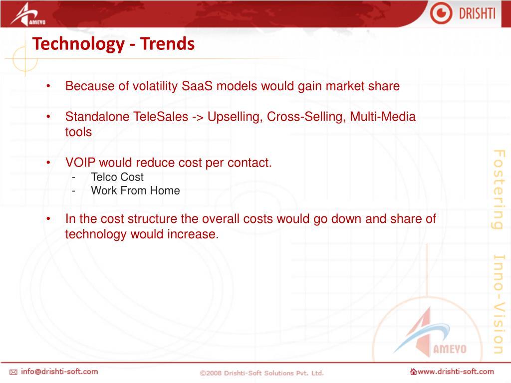 Technology - Trends