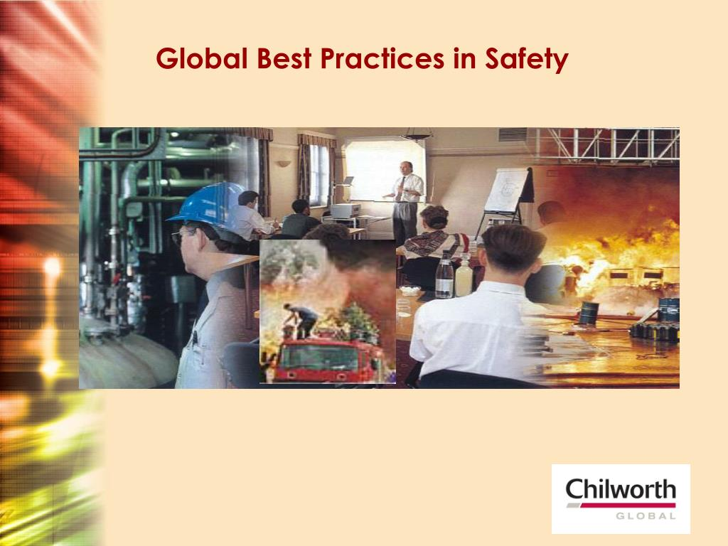 Global Best Practices in Safety