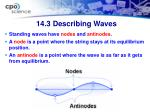 14 3 describing waves