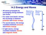 14 3 energy and waves