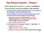 two phase commit phase 1