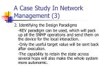 a case study in network management 3