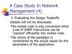 a case study in network management 4