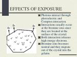 effects of exposure9