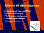 effects of globalization27