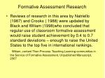 formative assessment research7