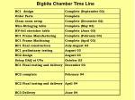 bigbite chamber time line