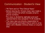 communication student s view9