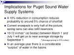 implications for puget sound water supply systems26