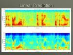 linear prediction40