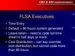 flsa executives6