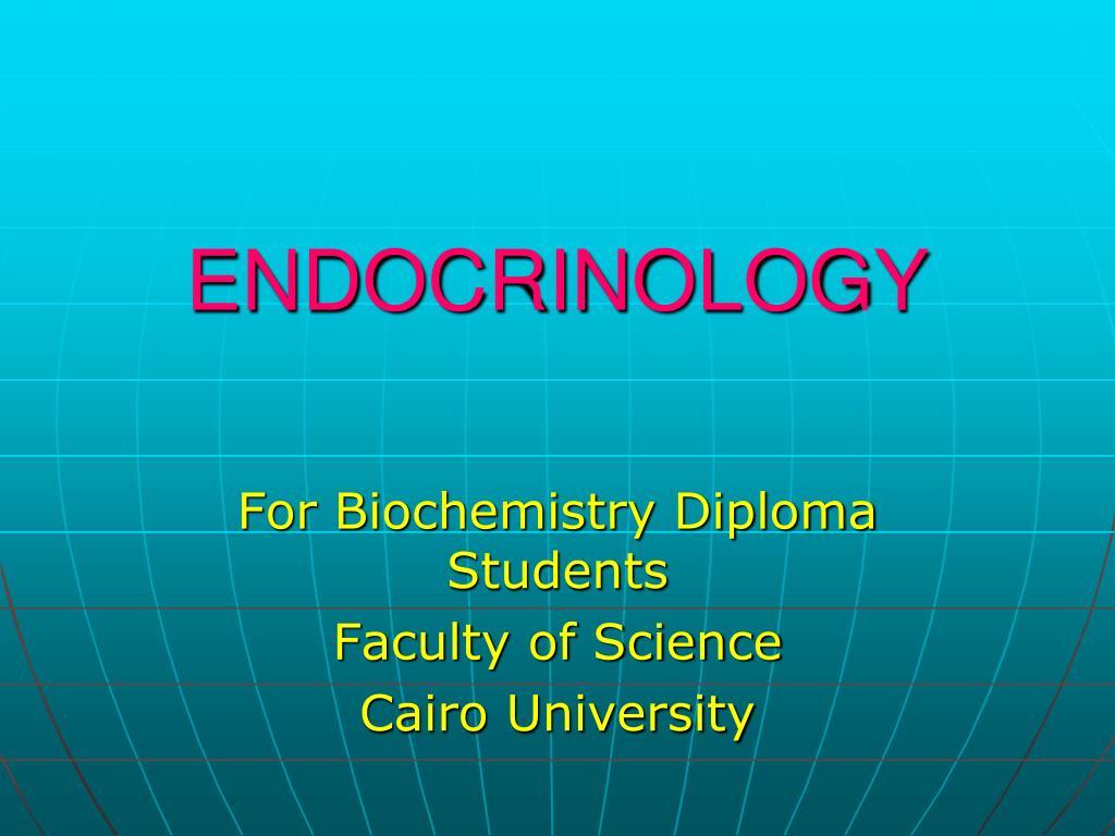 endocrinology l.