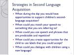 strategies in second language acquisition12