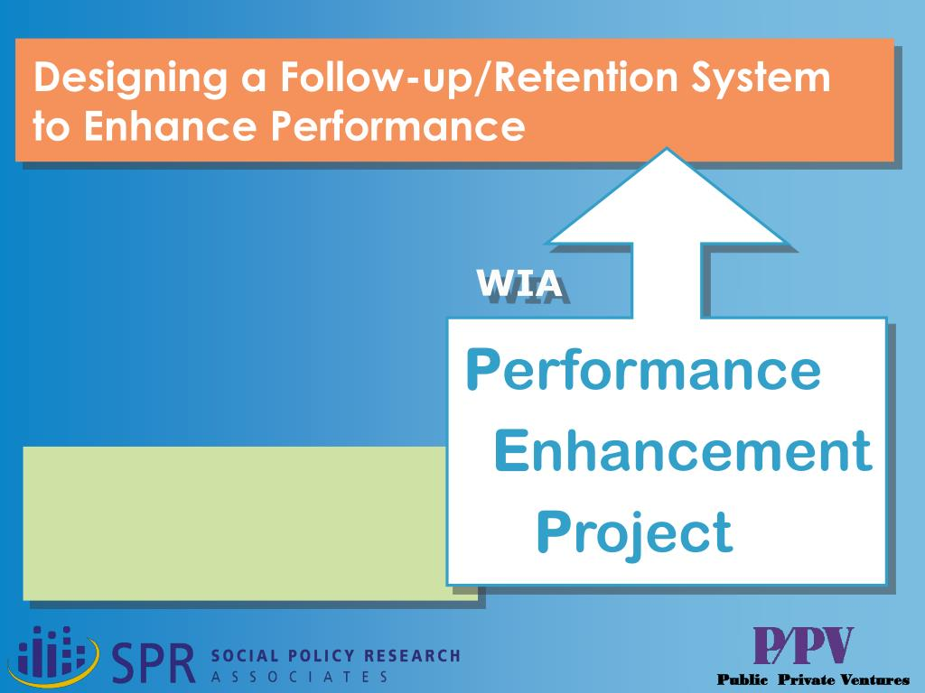 PPT - Designing a Follow-up/Retention System to Enhance Perf