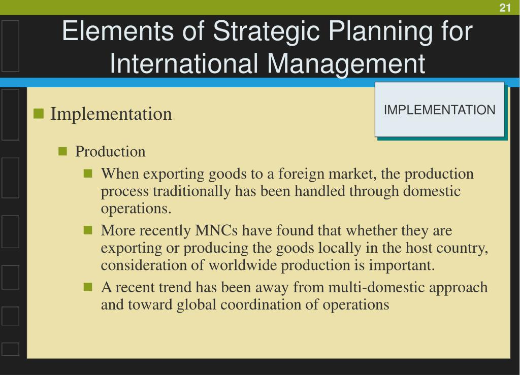 global operations management strategic management plan What is strategy execution strategy execution is a hot topic in management today it's the successful implementation of a strategic plan or it's getting your strategy done while these perspectives are certainly valid.