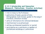 4 12 3 scholarship and innovation research publications creative activities38