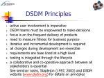 dsdm principles
