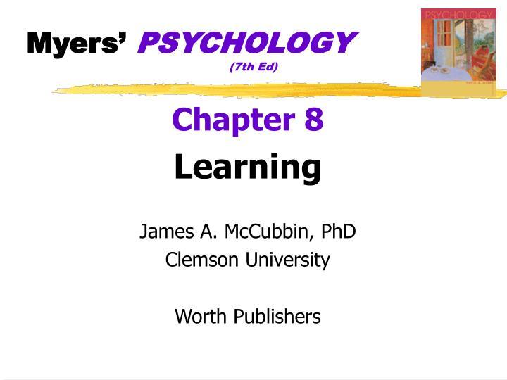 myers psychology 7th ed n.