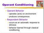 operant conditioning2