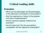 critical reading skills63