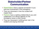 stakeholder partner communication62