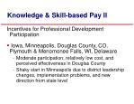 knowledge skill based pay ii