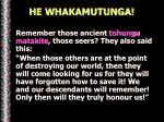 he whakamutunga39