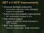 net 4 0 wcf improvements