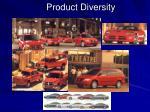 product diversity30