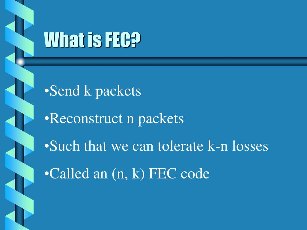 What is FEC?