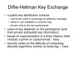 diffie hellman key exchange14