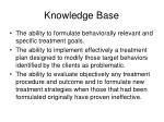 knowledge base39