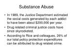 substance abuse23