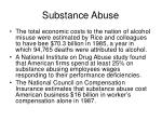 substance abuse24
