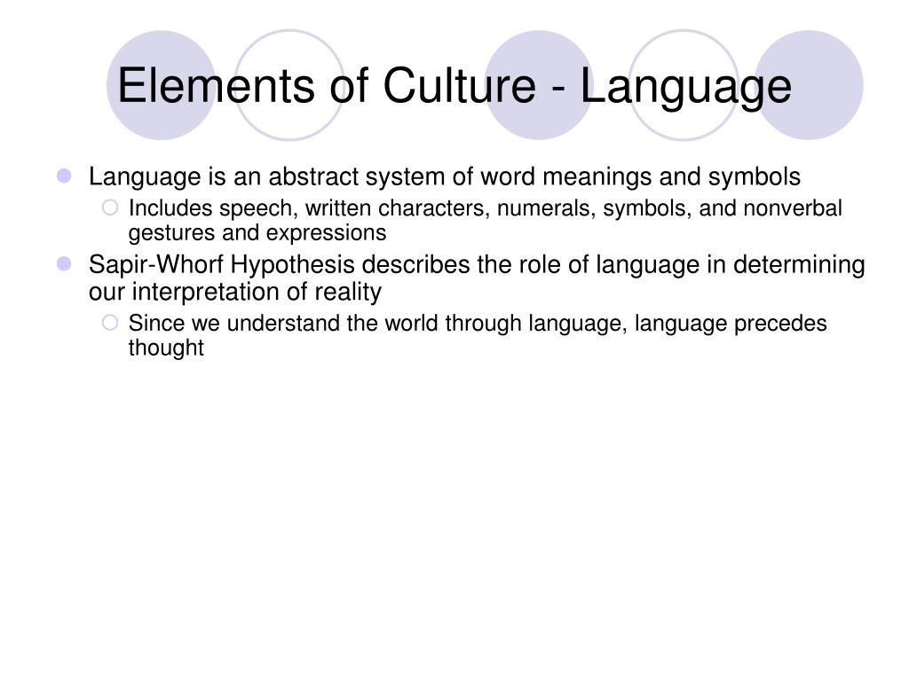 essay on the role of language in culture An eccentric or unpredictable action syn see caprice such definitions leave julio alves thinking about words, precision and dictionaries.
