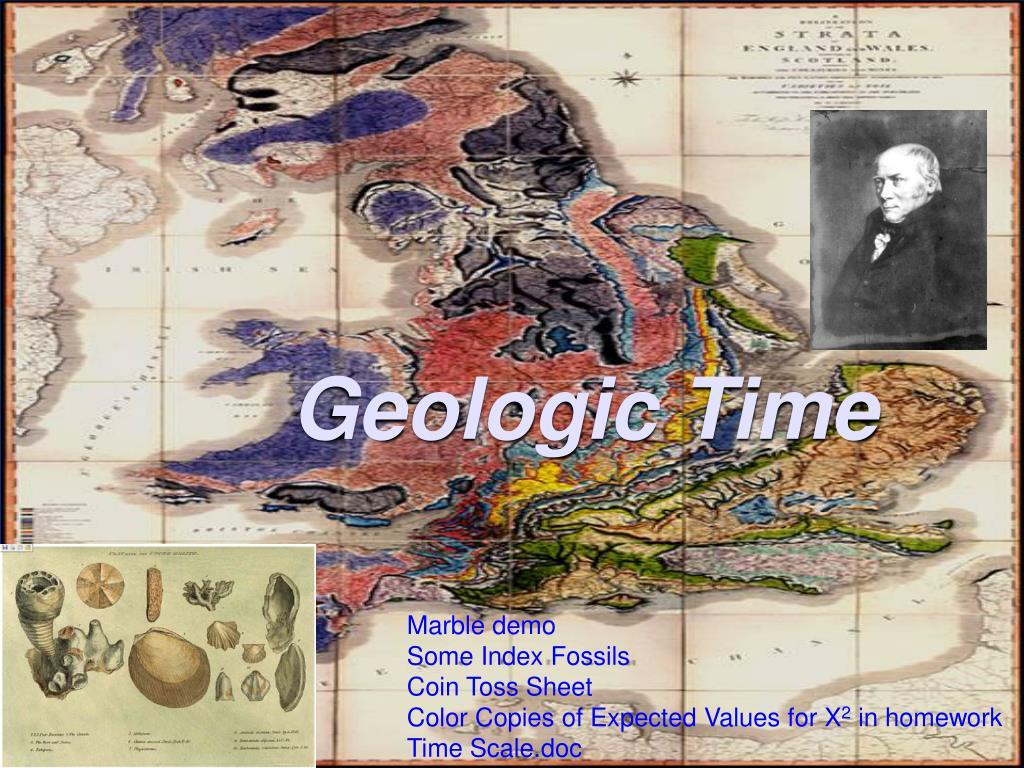 geologic time l.