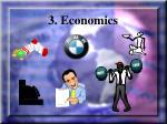 3 economics