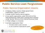 public service loan forgiveness28