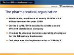 the pharmaceutical organisation