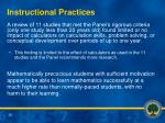 instructional practices26
